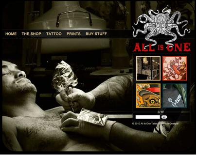 Felicia Designs :: All Is One Tattoo & Design