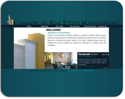Commercial Real Estate Management
